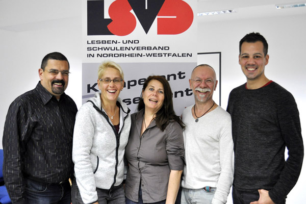 LSVD NRW Vorstand Herbst 2015