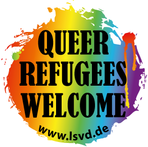 Queer Refugees Welcome - LSVD