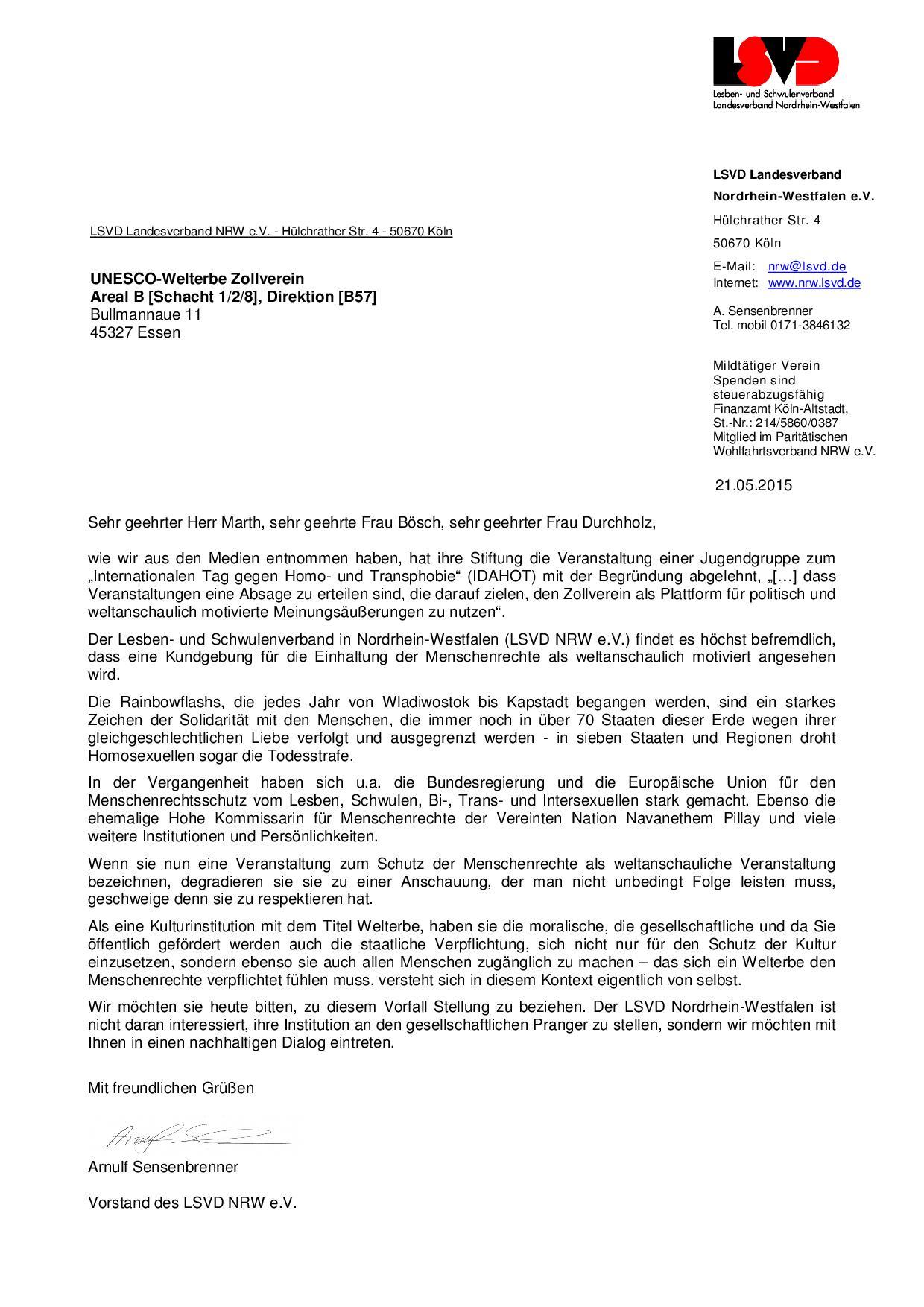2015-05-21 LSVD NRW Zollverein