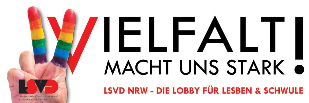 LSVD NRW - Vielfalt macht uns stark!